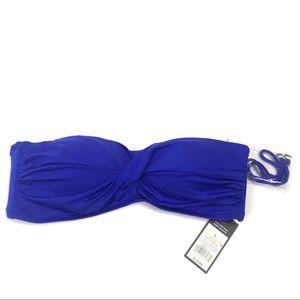 Mossimo Small Strapless Padded Bikini Swimsuit Top